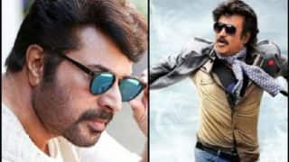 Rajinikanth And Mammootty To Re-Unite For Their Debut Marathi Film?