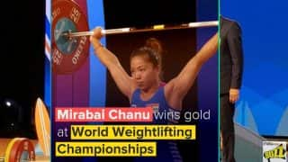 Commonwealth Games 2018: Mirabai Chanu Earns First Gold For India in Weightlifting