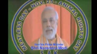 International Meatless Day 2017: Aamir Khan, Narendra Modi Support Dada Vaswani's Mission to Go Veg