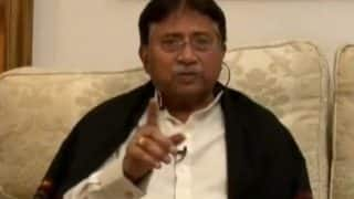 पाक चैनल पर बोले मुशर्रफ- 'मैं लश्कर का सबसे बड़ा समर्थक, हाफिज से है प्यार'