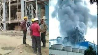 NTPC Boiler Blast: Death Toll Rises to 22, Rescue Operation Underway; Rahul Gandhi Rushes to Raebareli