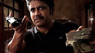 Nagarjuna Akkineni Looks Ferocious In The Stills Of His Next With Ram Gopal Varma