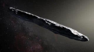 NASA Spots Alien Comet Oumuamua Shaped Like Cigar From a Different Solar System