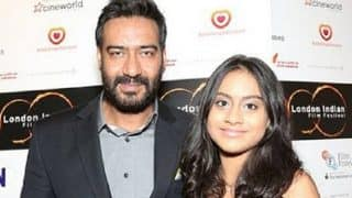 Ajay Devgn Is A Doting Father, Plans His Entire Shooting Schedule Around Daughter Nysa's School Vacations