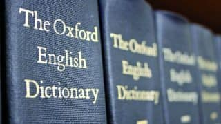 Oxford Dictionaries Launches Hindi Word of The Year 2017, Invites Suggestions