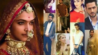 Padmavati Release in Trouble: Television Stars Come Out In Support of Sanjay Leela Bhansali's Movie
