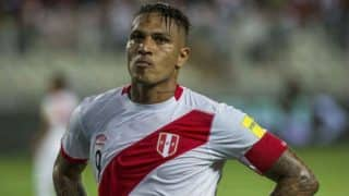 FIFA 2018 World Cup Qualifiers: Peru Striker Paolo Guerrero Banned After Failing Doping test