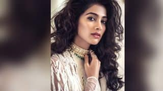 Pooja Hegde's Grandmother Dancing On 'Jigelu Rani' Song Is Too Adorable, Watch The Video