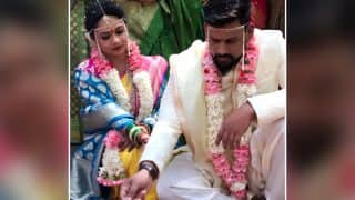 Pavitra Rishta Fame Prarthana Behere Gets Married To Director Abhishek Jawkar In Goa