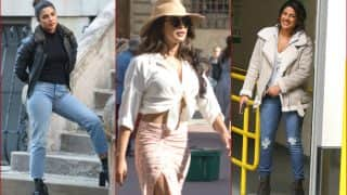Priyanka Chopra Is The Sexiest FBI Agent Ever, Her Pictures From The Sets Of Quantico 3 Are Proof