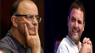 Arun Jaitley Slams Rahul Gandhi Over Shikanji, Coca-cola Remark, Says Wisdom is Not Inherited