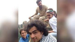 Imtiaz Ali Posts A Cute Throwback Picture Of Ranbir Kapoor And Deepika Padukone From The Sets Of Tamasha