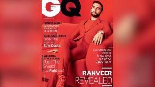 Ranveer Singh's Hot Avatar On The Cover Of GQ Magazine Leaves Deepika Padukone In Awe Of Him