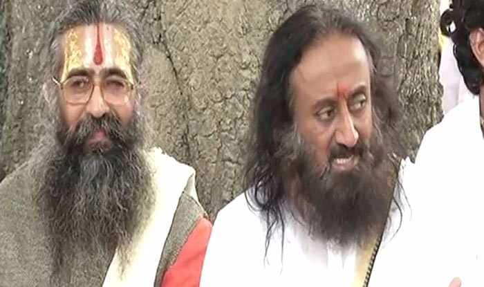 Muslims not against Ram temple: Sri Sri Ravi Shankar