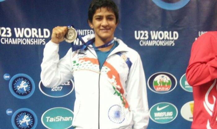 Silver for Ritu in World Wrestling Championship