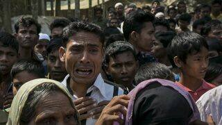 रोहिंग्या शरणार्थियों को वीरान टापू पर भेजेगा बांग्लादेश