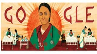 Rukhmabai Raut Honoured With a Google Doodle on her 153rd Birthday
