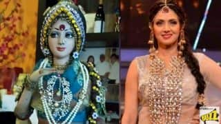 Sridevi Doll Installed in Restaurant In Singapore; Actor Says She is Humbled and Overjoyed