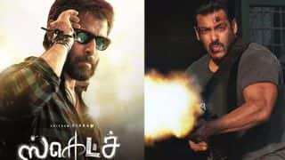 Vikram's Sketch Avoids Clash With Salman Khan's Tiger Zinda Hai; To Lock Horns With Suriya's Thaanaa Serndha Koottam