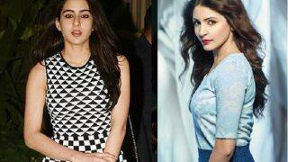 Sara Ali Khan Signed Her Second Film With Anushka Sharma's Production House Even Before The Release Of Kedarnath?