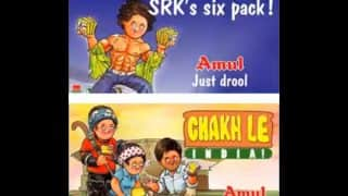 Amul Wishing Shah Rukh Khan On His Birthday Is A Collage Of Memories