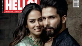 Shahid Kapoor And Mira Rajput's First Magazine Cover Is Every Bit Royal!