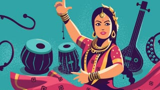Sitara Devi's 97th Birthday: Google Celebrates Birth Anniversary of Popular Kathak Dancer With a Doodle