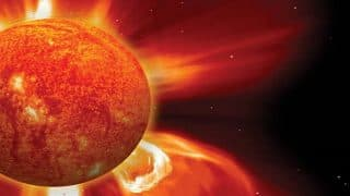 Severe Solar Storm Likely to Hit Earth on May 6; Experts Fear Partial Tech Blackout