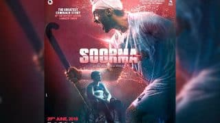 Soorma First Look: Diljit Dosanjh Looks All Set To Bring Alive Hockey Player Sandeep Singh's Life On The Big Screen