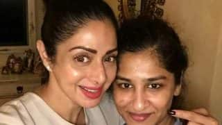 Sridevi To Team Up With Gauri Shinde For The Sequel Of English Vinglish?