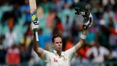 Steve Smith Named ICC Test Player of The Year