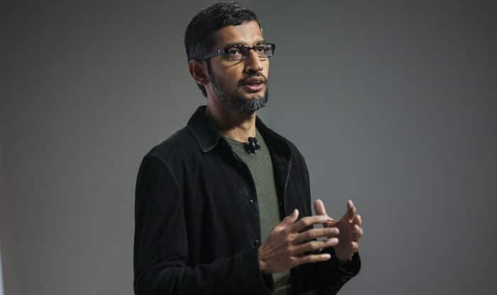 Google CEO Sundar Pichai (Getty Images)