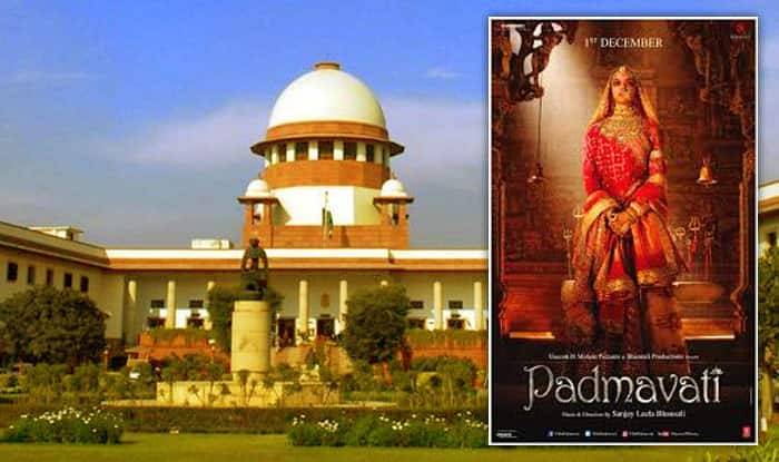Dismissing Padmavati Ban Plea, SC Chastises Govt Officials For Snide Remarks