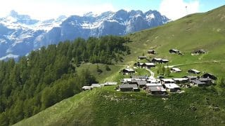 Albinen in Switzerland is Offering $60,000 For People With Families To Move In