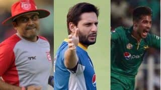 T10 Cricket League 2017: Virender Sehwag, Mohammed Amir And Shahid Afridi Among Leading Names Picked by Teams