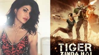 Jacqueline Fernandez Excited For Salman Khan and Katrina Kaif's Tiger Zinda Hai - Read Tweet