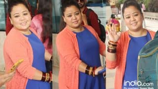 Bharti Singh-Haarsh Limbachiyaa Wedding: Comedienne Leaves For Her Destination Wedding In Goa