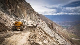 India's BRO Has Completed Construction of the World's Highest Motorable Road in Ladakh at an Incredible 19,300 Feet