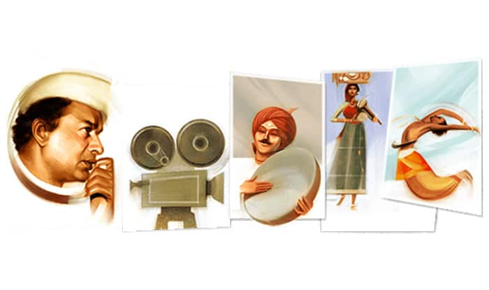Google celebrates V Shantaram's 116th birthday with doodle