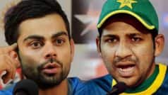 Government Not in Favour of India-Pakistan TestSeries: Reports