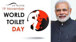World Toilet Day 2017: Prime Minister Narendra Modi and Akshay Kumar Stress on Swachh Bharat Mission