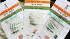 आधार: UIDAI ने 127 लोगों को जारी कियानोटिस, कहा-इसका नागरिकता से नहीं है संबंध