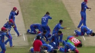 Afghanistan Win U-19 Asia Cup Cricket Tournament, Thrash Pakistan in Final