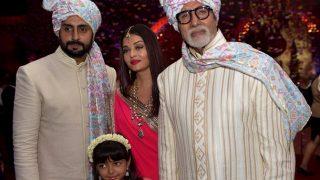 Aishwarya Rai Bachchan, Abhishek Bachchan Doing Bhangra With Daughter Aaradhya Will Put You In The Wedding Mood - Watch Video
