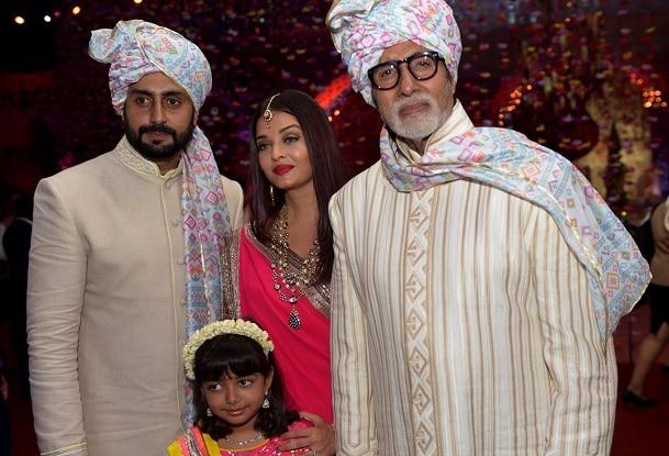 Big B, Aishwarya, Abhishek celebrate as little Aaradhya turns another year older