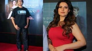 Aksar 2 Makers Hit Back At Zareen Khan: She Was Kept In The Loop For Everything, So I Don't Understand Her Comments