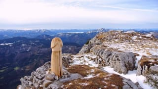 Giant Penis Installed on the Austrian Alps as an Ode to the Male Reproductive Organ