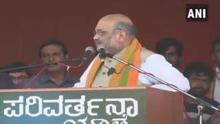 Karnataka: Amit Shah Calls Siddaramaiah Government 'Anti-Hindu', Says it Holds Salaries of Temple Priests For Months
