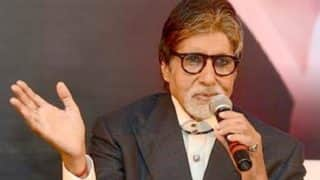IFFI 2017: Amitabh Bachchan To Be Awarded With Personality Of The Year