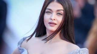 Aishwarya Rai Bachchan Rushes To Help Victim During An Accident On The Sets Of Fanney Khan